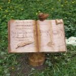Book memorial.