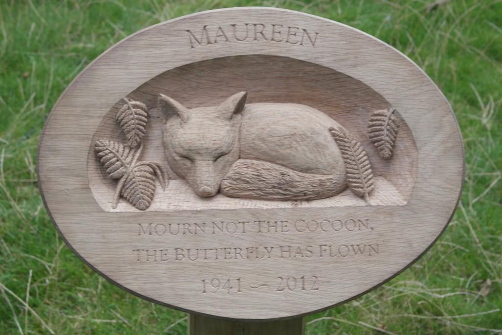 Fox memorial